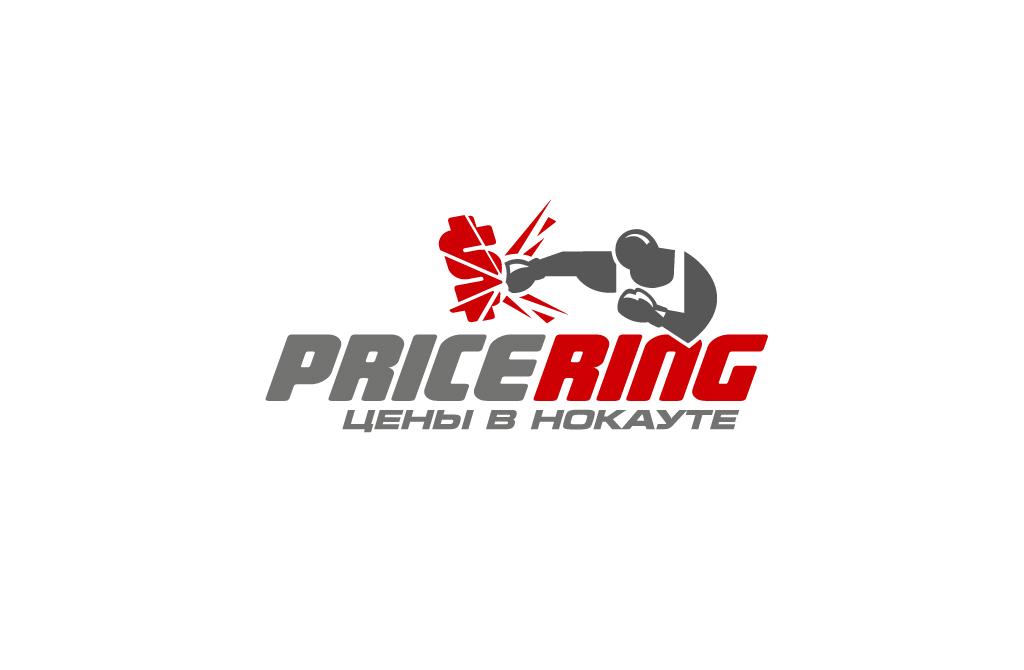 Логотип интернет-аукциона «Прайс ринг»