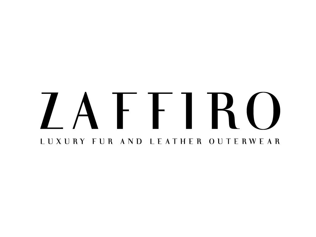 Логотип дома эксклюзивной  одежды Zaffiro