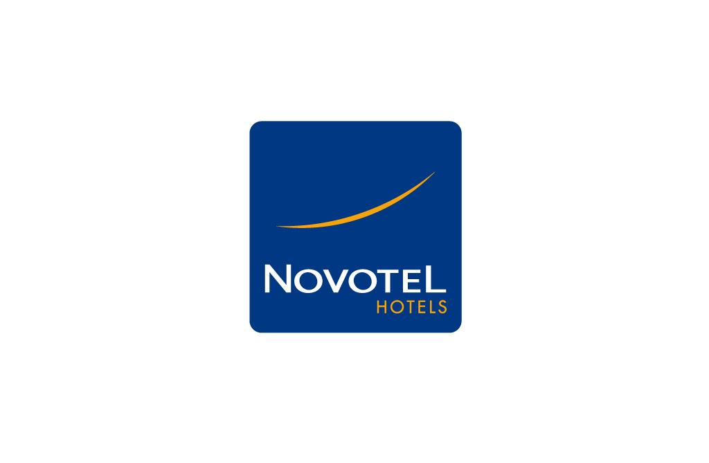 Логотип для стандартизированных отелей верхнего сегмента среднего класса «Новотель»