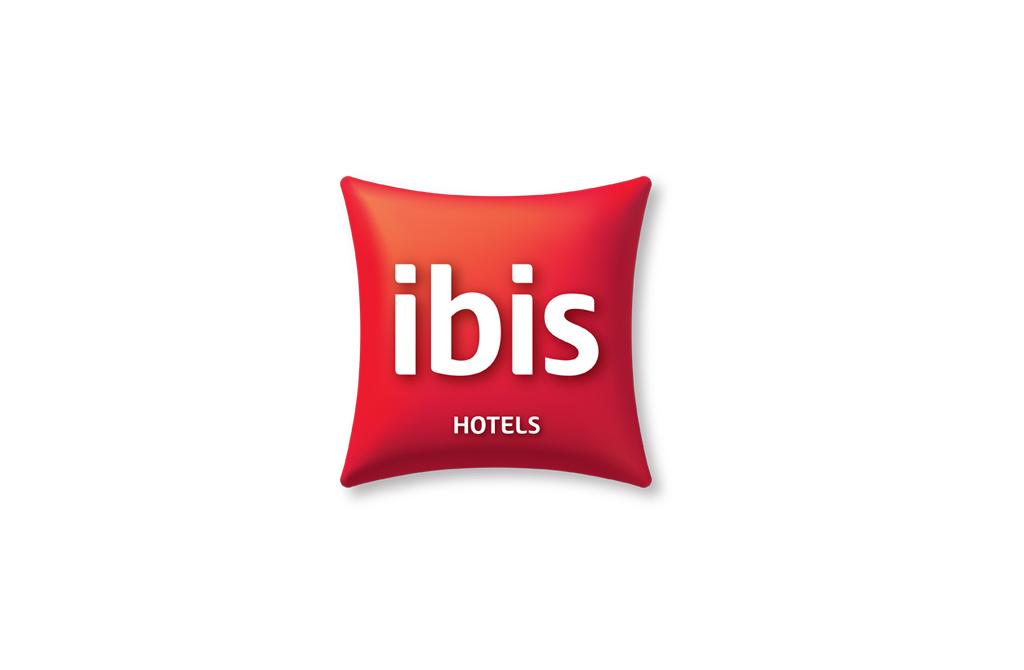 Разработка и локализация логотипа отелей «Ибис»