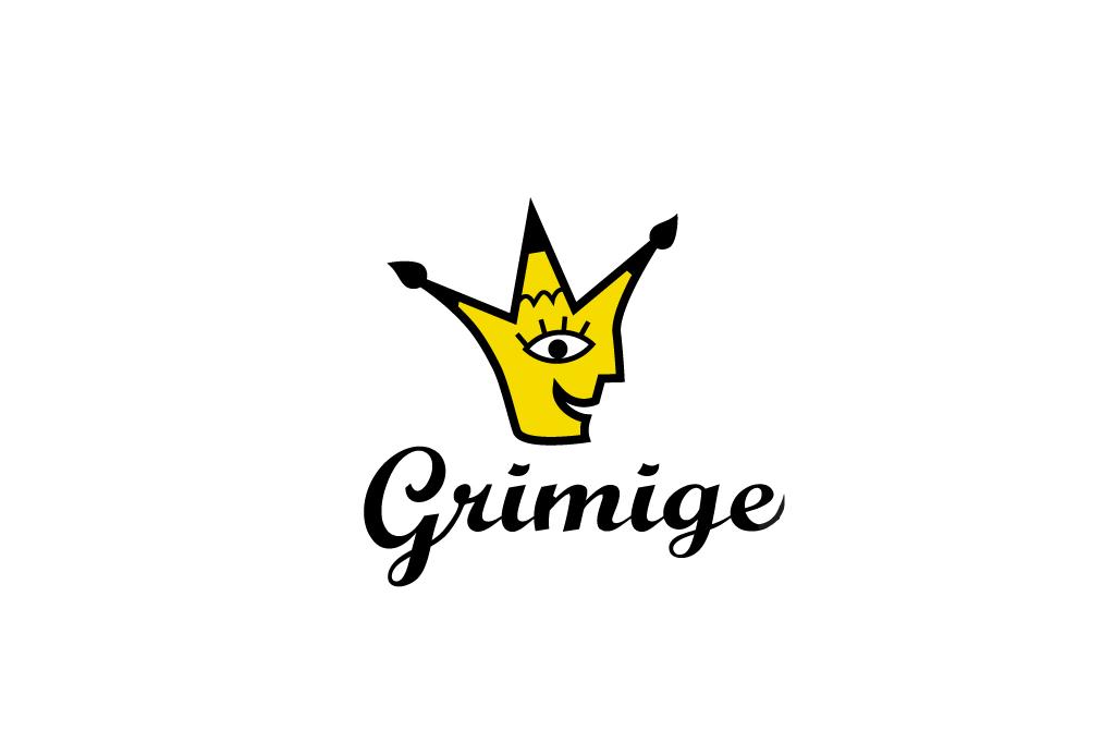 Логотип для детского театрального гримёра