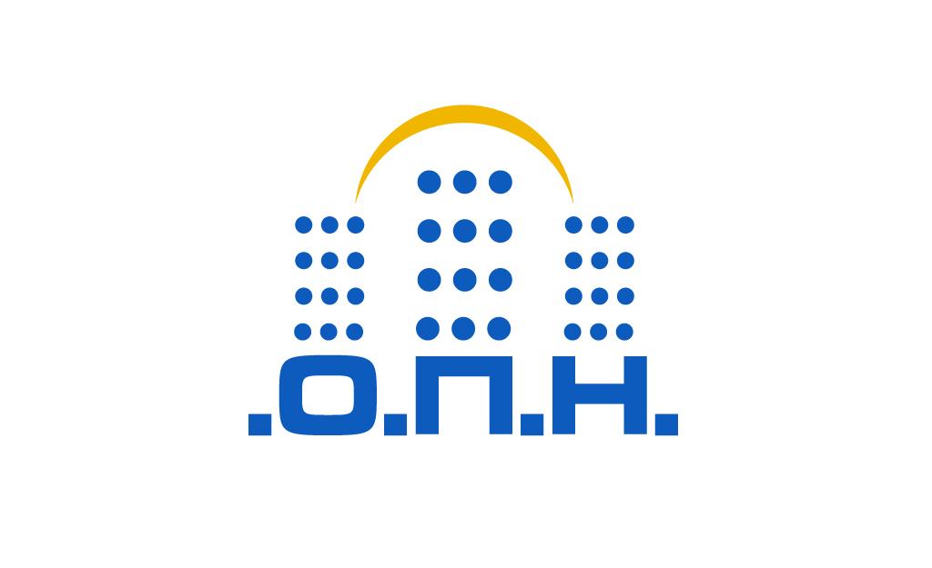 ОПН. Логотип для риэлтерского агентства