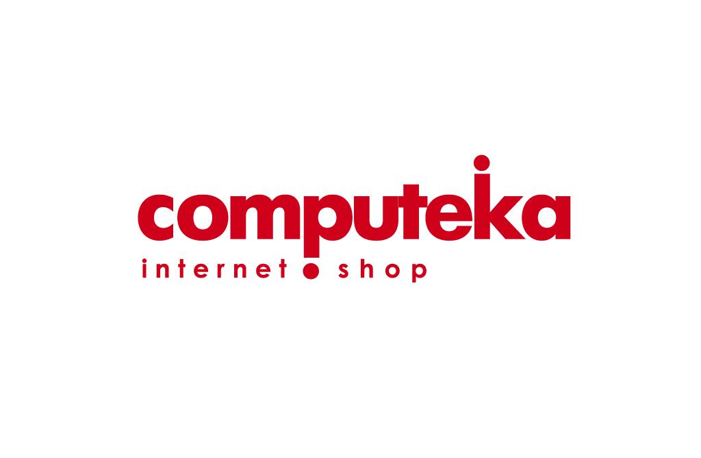 Логотип первого в Москве интернет-магазина Computeka