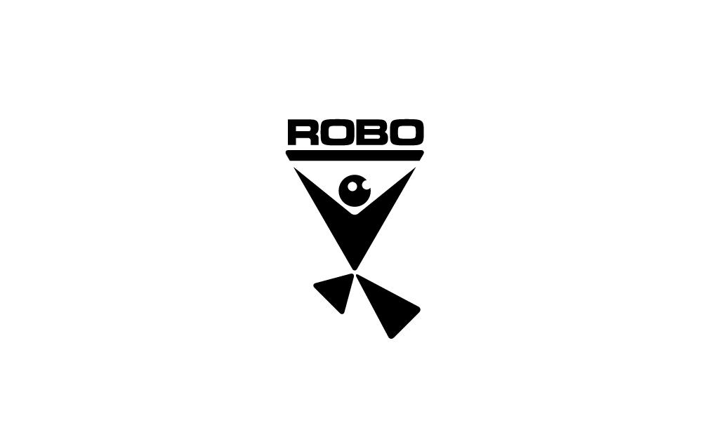 Логотип ROBO. Фабрика электронных игрушек. Россия — Китай
