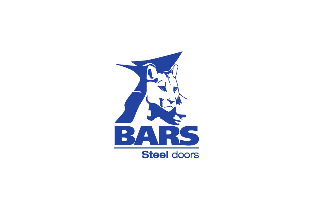 Фирменный стиль фабрики входных дверей BARS. Первая редакция