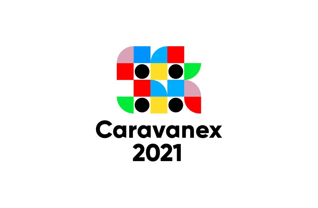 Разработка логотипа и фирменного стиля международной выставки-ярмарки Caravanex